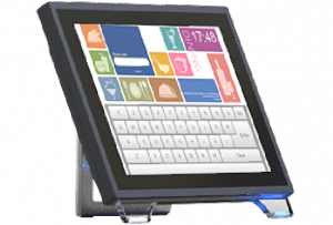 TVS-E TP C4515 STAR Touch POS system