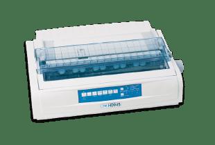 TVS-E HD-945 Dot Matrix Printer