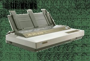 TVS-E HD245-Gold Dot Matrix Printer