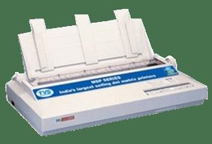 TVS-E MSP 245 Dot Matrix Printer