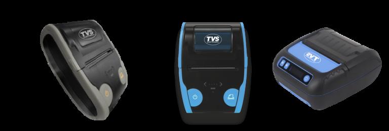 TVS-E Mobile Printers Range