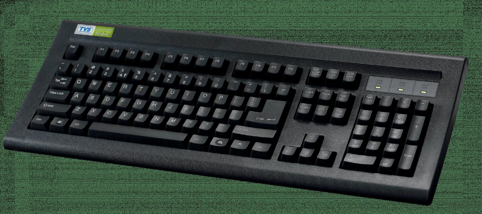TVS Gold Pro Mechanical Keyboard