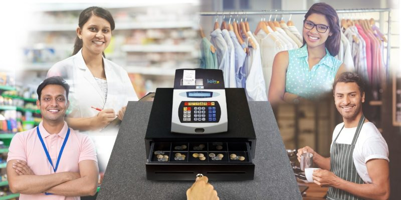 How Cash registers and drawers benefit retail stores