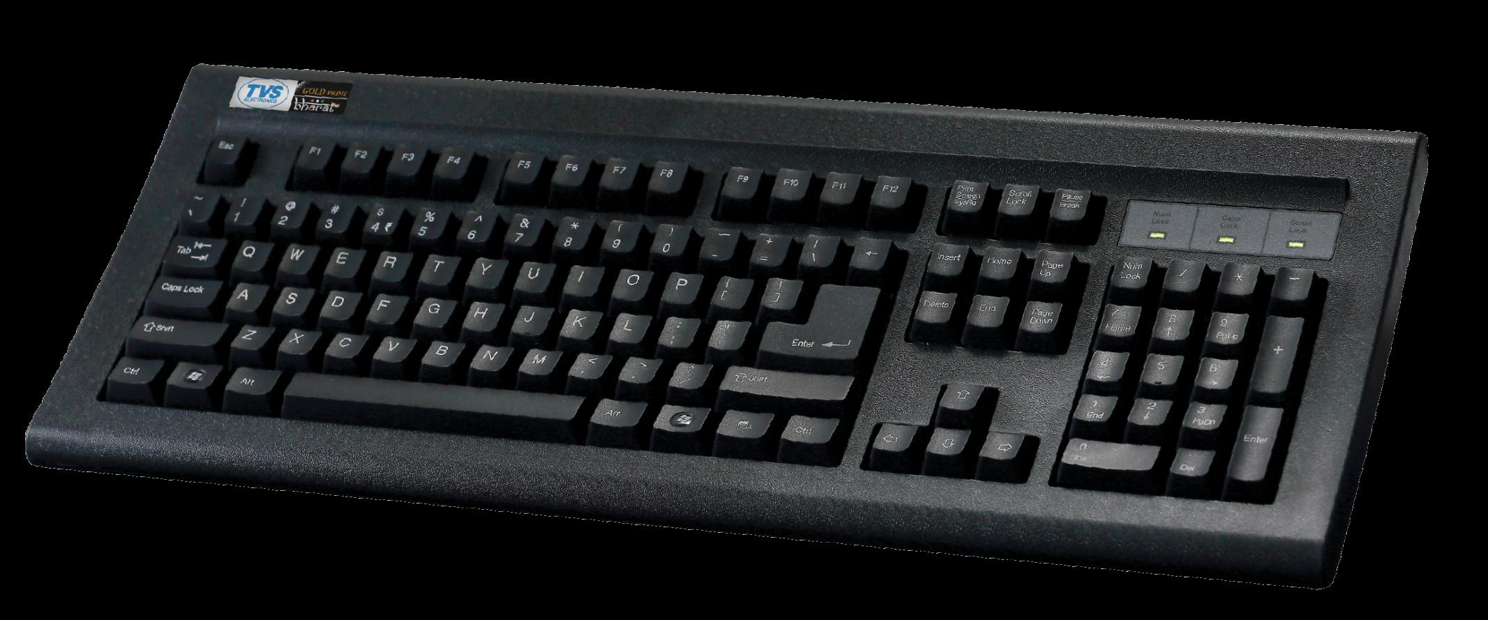 Gold Prime Keyboard